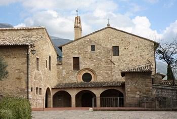 Facade of San Damiano