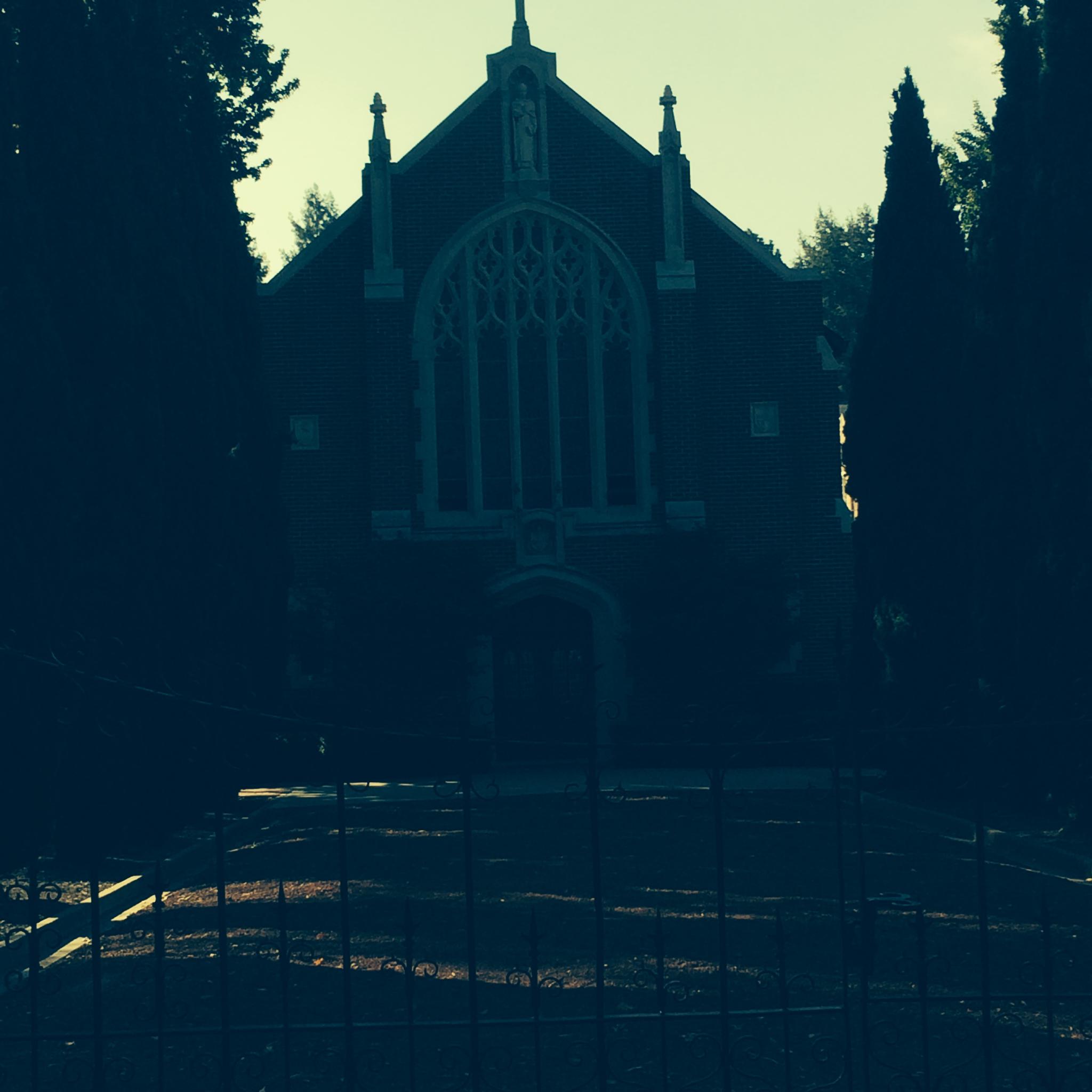 St Albert's Priory