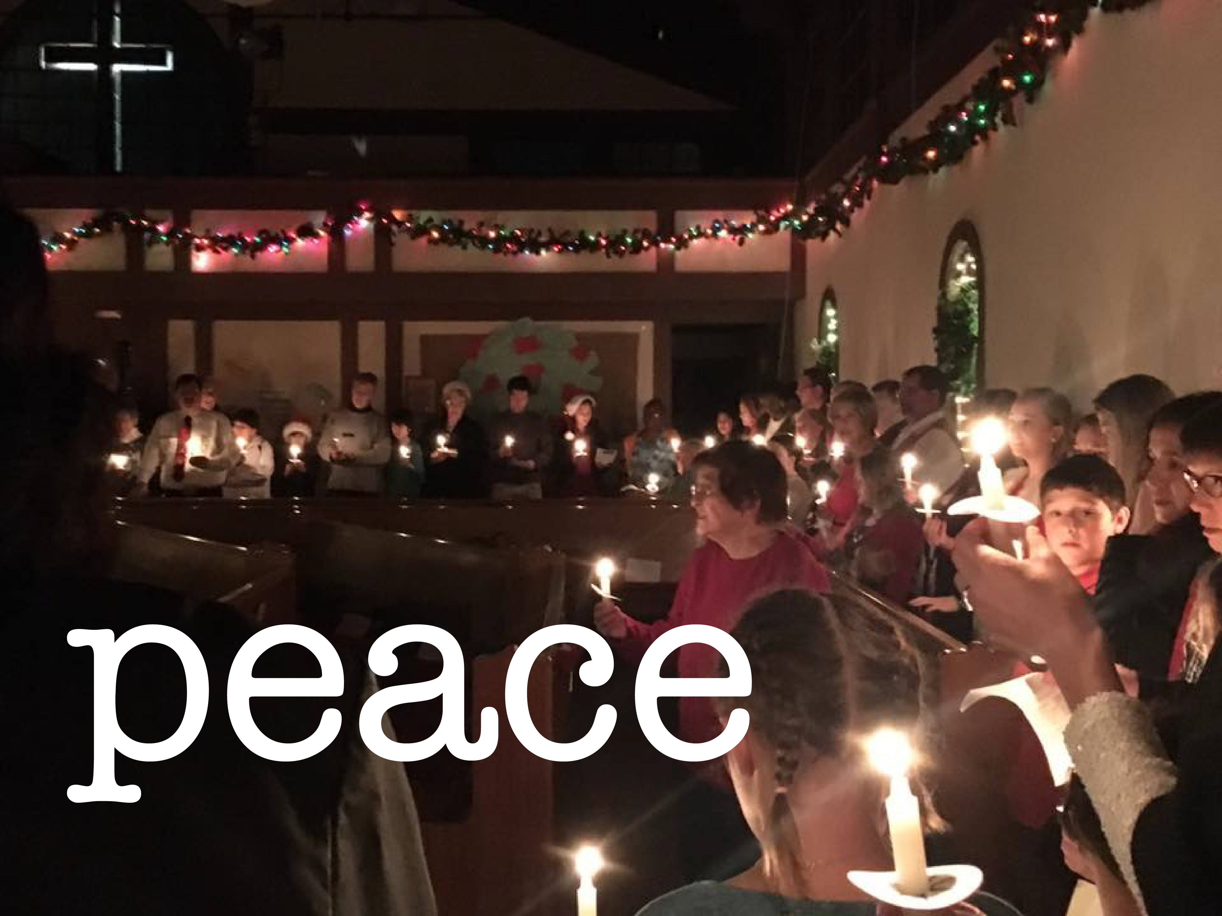 Christmas Eve 2016 peace