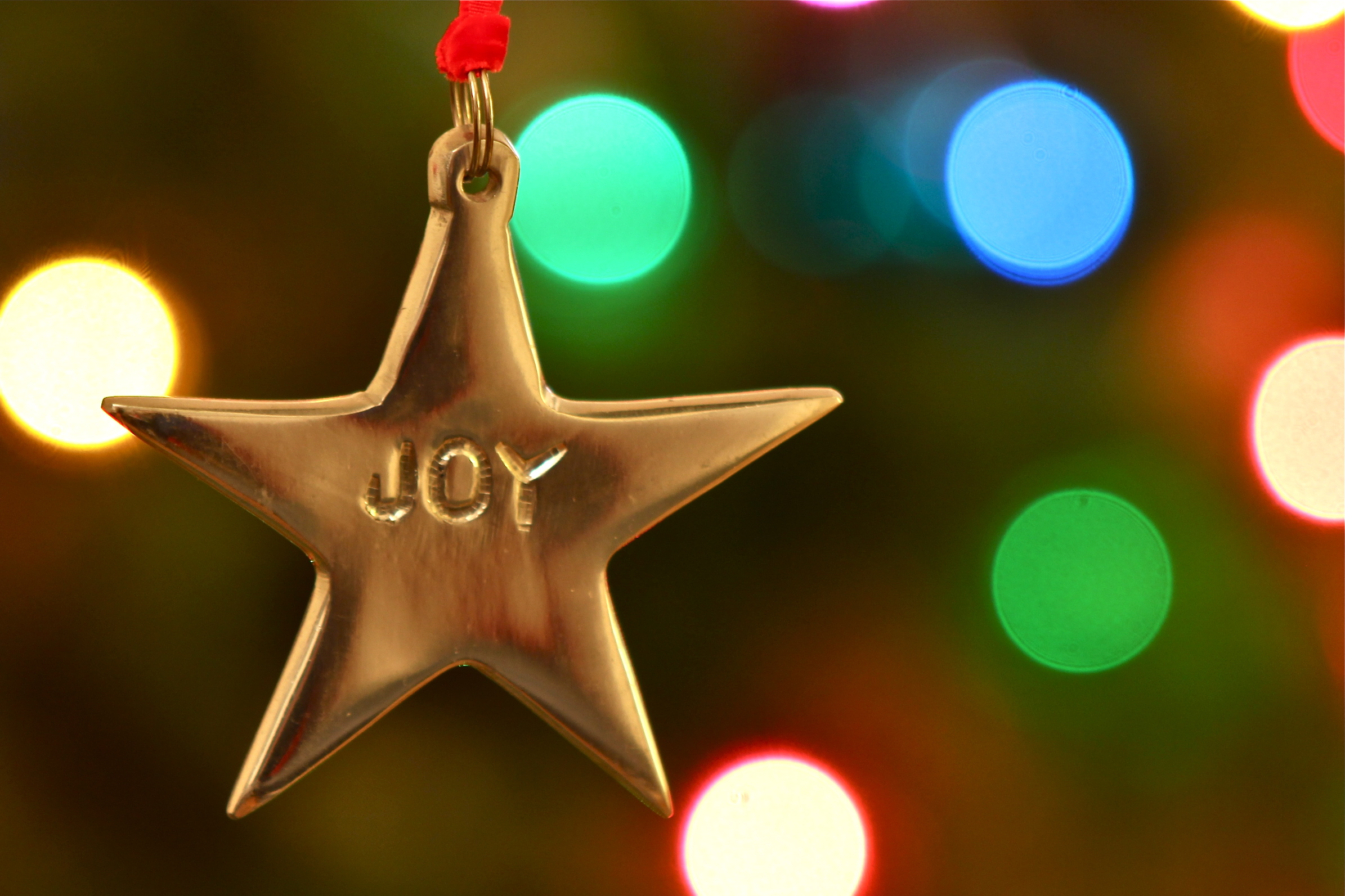Joy Tree Decoration