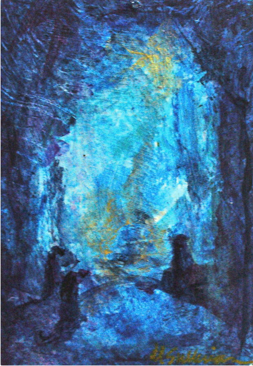 Nativity by Mary Sullian 2012