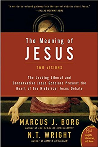 The Meaning of Jesus Cover