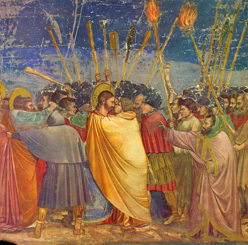 Giotto_the_kiss_of_judas