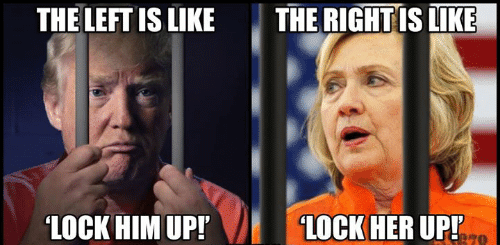 Lock Him:Her Up
