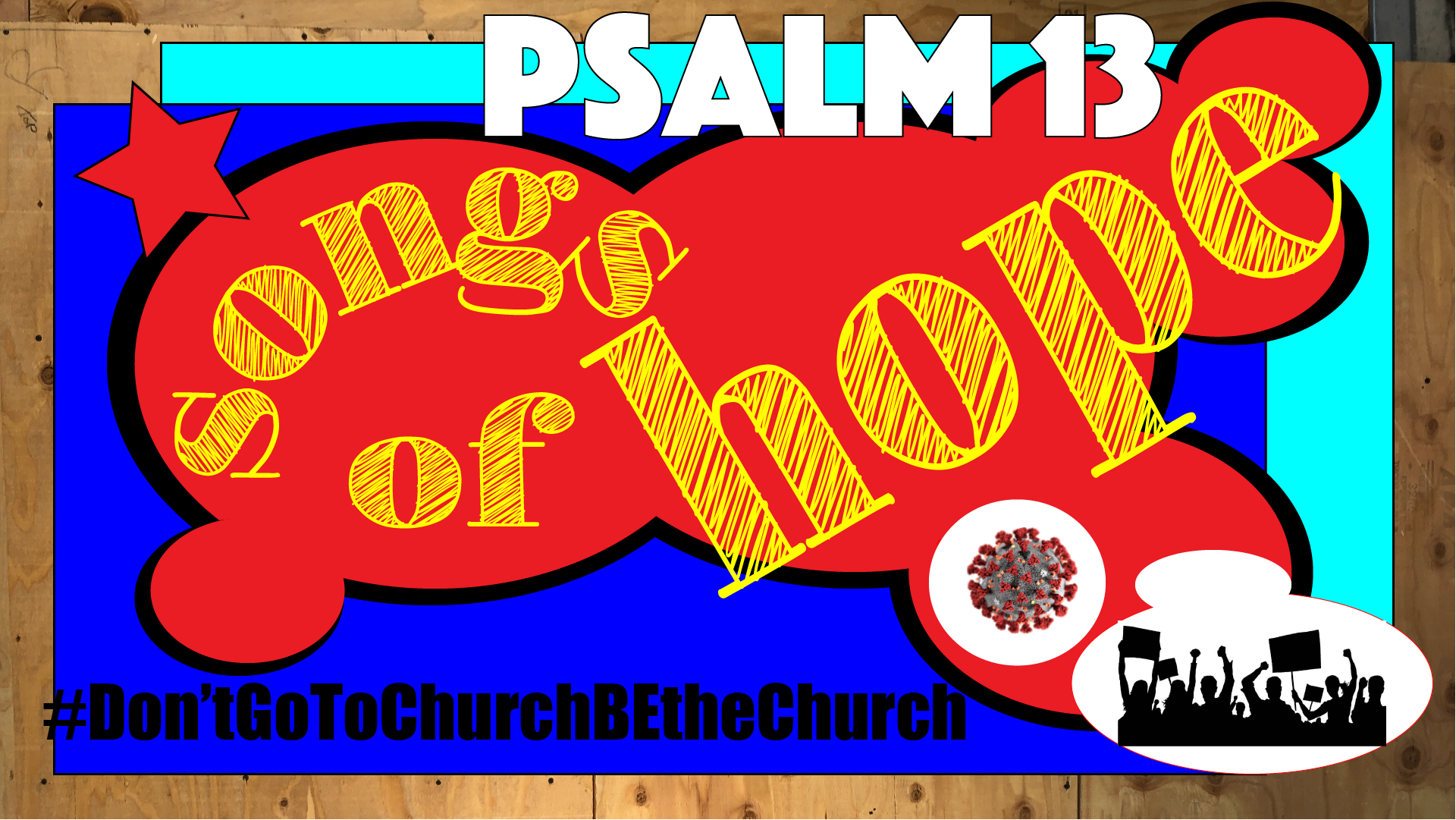 songs of hope psalm 13 icon