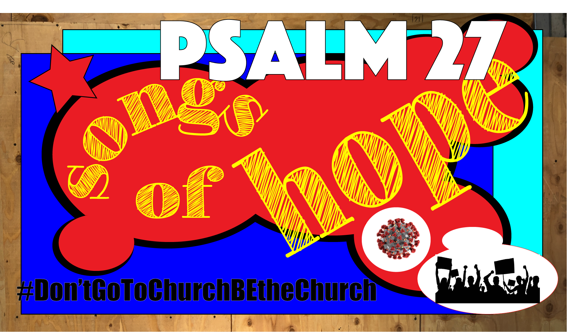 songs of hope icon Psalm 27