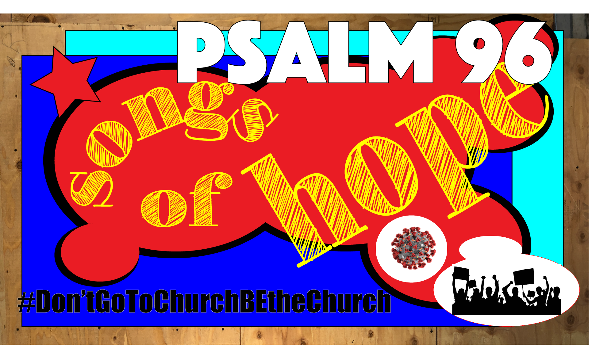 songs of hope icon psalm 96
